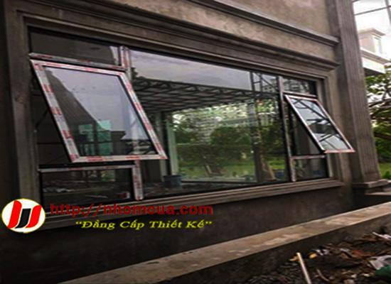Công trình cửa nhôm Xingfa cao cấp tại t.p Vĩnh Yên, tỉnh Vĩnh Phúc