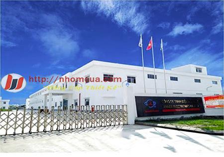 Công trình cửa nhôm PMA tại huyện Văn Lâm, Hưng Yên