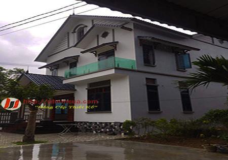 Công trình cửa nhôm PMA tại KĐT Nam Cường, t.p Hải Dương