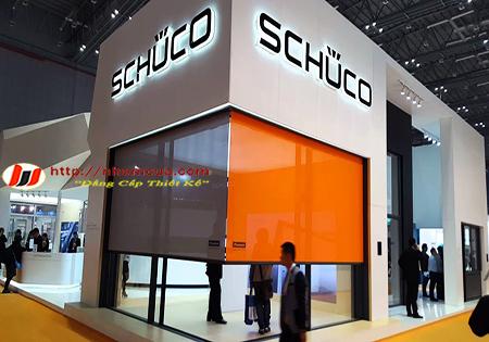 Giới thiệu nhôm về Schuco và cửa nhôm Schuco.