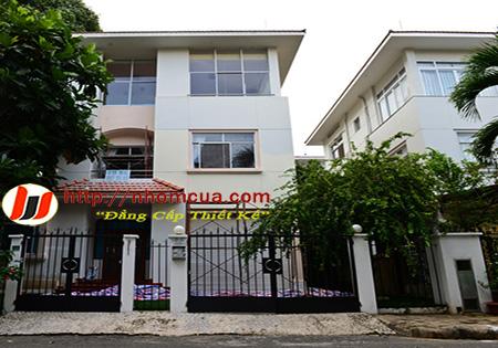 Thông tin cần biết khi chọn mua cửa nhôm Việt Pháp giá rẻ.