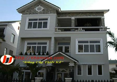 Tiêu chuẩn cần có ở mẫu cửa nhôm Việt Pháp đẹp chất lượng.