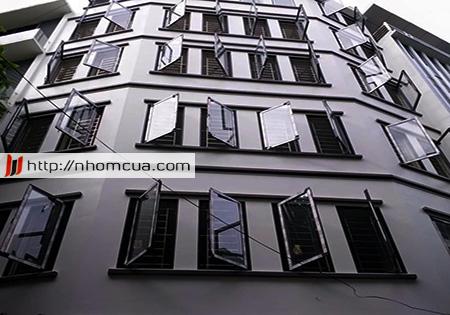 Cửa nhôm Xingfa tại Hải Dương- Cửa nhôm Xingfa cao cấp nhất hiện nay.