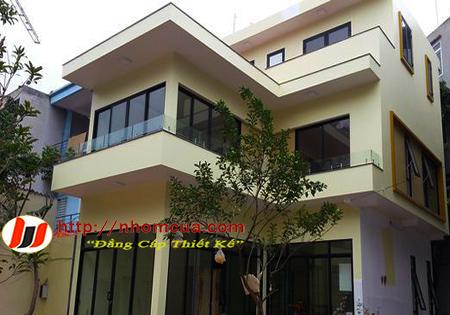 Hướng dẫn chọn mua cửa nhôm hệ cao cấp cho nhà biệt thự.