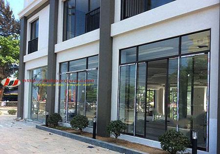 Cửa sổ, cửa đi nhôm kính 2 cánh đẹp nhất trên thị trường.