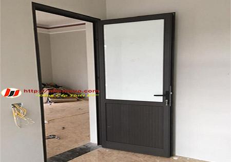 Kích thước phòng ngủ cửa nhôm kính chuẩn và đẹp nhất.