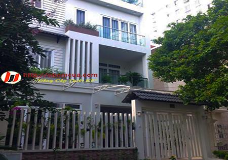 Cửa nhôm Việt Pháp hệ 4400