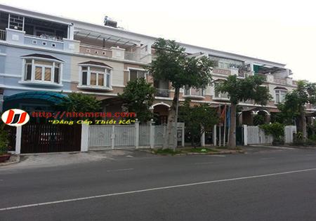 Cửa nhôm Việt Pháp hệ 4500