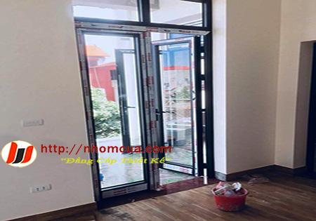 Cửa nhôm Xingfa nhập khẩu giá rẻ tại Hải Dương.