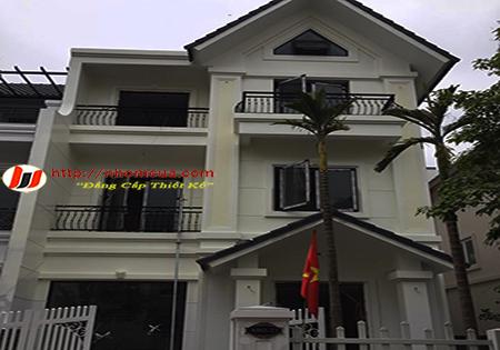 Hệ cửa sổ nhôm Xingfa mở quay