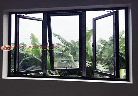 Giới thiệu về cửa sổ mở quay nhôm Xingfa nhập khẩu.