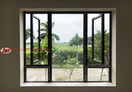 Kích thước cửa sổ nhôm chuẩn đẹp theo phong thủy.