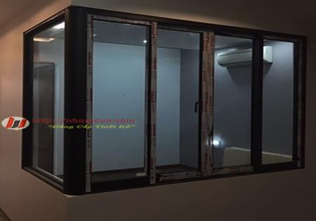 Giới thiệu cửa sổ mở trượt nhôm Xingfa nhập khẩu.