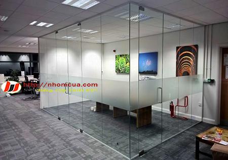 Đơn vị bán cửa nhôm kính cường lực văn phòng chính hãng tại Hải Dương.