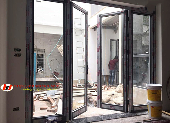 Sửa chữa cửa nhôm Xingfa