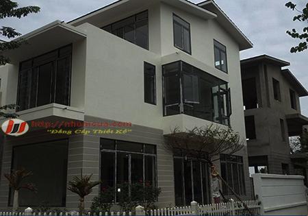 Chuyên sản xuất thi công cửa nhôm Việt Pháp tại huyện Thanh Miện.